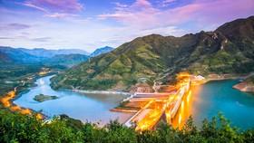 Thủy điện Sơn La - một trong những công trình có sự đóng góp của SD7.