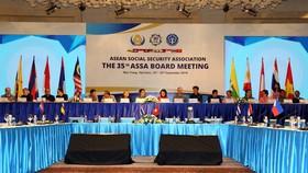 Hội nghị Ban Chấp hành Hiệp hội An sinh xã hội khu vực Đông Nam Á – ASSA lần thứ 36 tổ chức tại Brunie