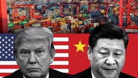 Cuộc chiến thương mại Mỹ-Trung là một trong những vấn đề đáng chú ý nhất trong năm 2019. Ảnh: Market Watch