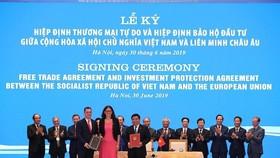 EVFTA và IPA đã chính thức được ký kết.