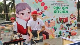 Lễ hội ẩm thực Bếp ăn Chợ Lớn