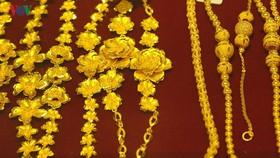 Giá vàng tăng do các nhà đầu tư xem vàng như là kênh trú ẩn an toàn sau những bất ổn chính trị giữa Mỹ và Iran. (Ảnh minh họa)