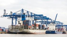 Trong tình hình chung khó khăn của kinh tế thế giới, thì kinh tế Việt Nam là điểm sáng khi xuất khẩu vẫn tăng trưởng. Ảnh: VIẾT CHUNG