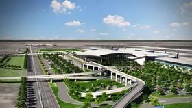 Tiến độ giải phóng mặt bằng sân bay Long Thành rất chậm