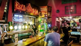 Quán Buddha Bar. (Ảnh: Facebook)