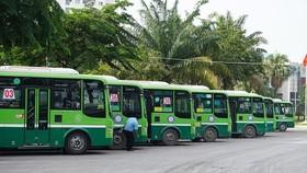Hôm nay 4-5, xe buýt hoạt động trở lại