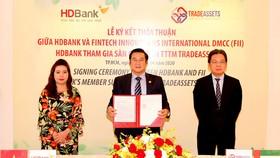 HDBank tham gia Sàn Giao dịch tài trợ thương mại trực tuyến TradeAssets