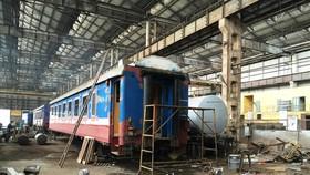 Đường sắt xin kéo dài tuổi thọ các đầu máy, toa xe