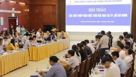 TPHCM: Tìm kiếm giải pháp phát triển điện mặt trời mái nhà