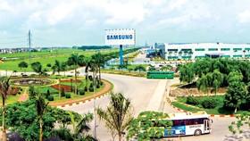 """Bắc Ninh luôn đứng hàng thứ 2/63 tỉnh thành cả nước về kim ngạch xuất khẩu (sau TPHCM) nhờ """"cây gậy"""" FDI Samsung."""