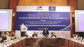 Cải cách là chìa khóa để tận dụng cơ hội EVFTA