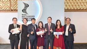 """HDBank 3 năm liên tiếp là """"nơi làm việc tốt nhất châu Á"""""""