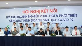 TP.HCM cơ cấu hơn 384.000 tỷ đồng nợ vay cho doanh nghiệp