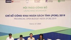 TPHCM tăng 17,32 điểm về công khai ngân sách