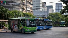 Sắp tới đấu giá quảng cáo xe buýt sẽ điều chỉnh hạ các tiêu chí để thu hút nhà đầu tư.