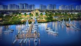 Giải mã sức hút dinh thự và Grand villa ven sông tại Waterpoint