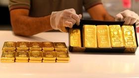 Giá vàng thế giới hướng tới mức cao nhất từ trước tới nay