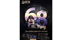 SCB ra sản phẩm thẻ tín dụng SCB Mastercard World