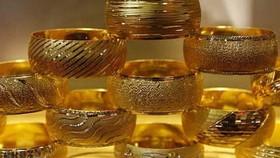 Giá vàng đang tăng mạnh. (Ảnh minh họa: KT)