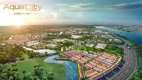 Giới đầu tư đón đầu cơ hội River Park 1 đô thị Aqua City