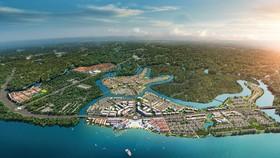 Đón đầu tăng trưởng BĐS sinh thái đô thị vệ tinh phía Đông TPHCM