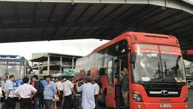 TPHCM tạm dừng xe khách liên tỉnh đến - đi từ TP Đà Nẵng