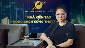 Sunshine Homes bổ nhiệm bà Đỗ Thị Định làm Tổng Giám đốc mới
