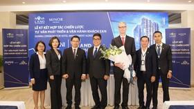 Lễ ký kết hợp tác chiến lược giữa Tập đoàn Novaland và Tập đoàn Khách sạn Minor