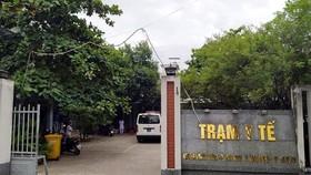 Trạm Y tế phường Hòa Minh, quận Liên Chiểu, thành phố Đà Nẵng. (Ảnh: PV/Vietnam+)