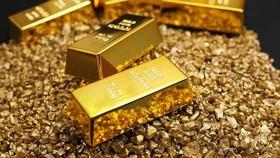Giá vàng trong nước giảm ngược chiều với giá vàng thế giới. (Ảnh: KT)