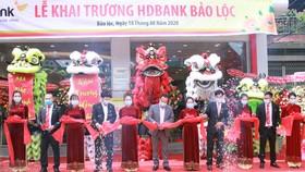 HDBank mở 4 điểm giao dịch mới trên khắp cả nước