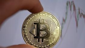 Đồng Bitcoin tại Dortmund, miền tây nước Đức. (Ảnh: AFP/TTXVN)