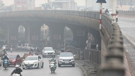 Ô nhiễm không khí. (Ảnh minh họa. Nguồn: TTXVN)