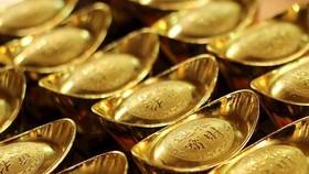Giá vàng liên tiếp tăng, hướng tới mốc 58 triệu đồng/lượng. (Ảnh minh họa: KT)