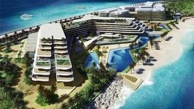 Dự án Venezia Beach Village được triển khai trong quý IV-2020.