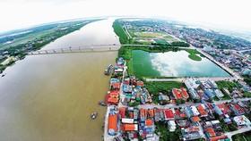Một góc thị xã Quảng Yên, tỉnh Quảng Ninh. (Nguồn: baoquangninh.com.vn)