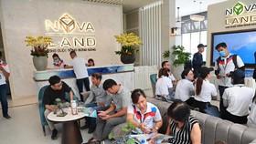 Khách hàng tìm hiểu dự án NovaWorld Phan Thiet – Siêu thành phố biển – Du lịch – Sức khỏe