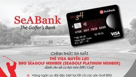 SeABank - BGR Group ra mắt thẻ cao cấp cho hội viên BRG Golf
