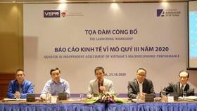 VEPR hạ dự báo tăng trưởng GDP Việt Nam năm 2020