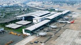 Dự án xây dựng Nhà ga hành khách T3-Cảng hàng không quốc tế Tân Sơn Nhất là dự án trọng điểm của Bộ GTVT và UBND TPHCM giai đoạn 2020-2023. Ảnh minh hoạ.