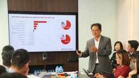 VinaCapital ưu tiên thị trường năng lượng và đầu tư mạo hiểm