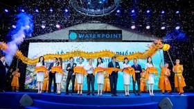 Lễ bàn giao sản phẩm đầu tiên thuộc 165ha giai đoạn 1 của khu đô thị Waterpoint tổng 355ha