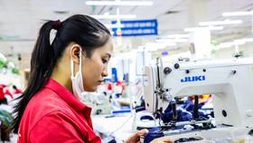 RCEP có lợi thế cho ngành dệt may, nhưng cơ hội này chưa chắc dành cho DN Việt. Ảnh: VIẾT CHUNG