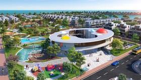 Phối cảnh Đô thị sinh thái thông minh Aqua City (Biên Hòa – Đồng Nai)