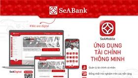 Trải nghiệm ứng dụng ngân hàng số SeAMobile trên tất cả thiết bị