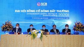 SCB thông qua kế hoạch tăng vốn điều lệ 15.000 tỷ đồng