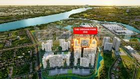 The Origami Park (S6) ra mắt cuối cùng với vị trí quy tụ nhiều cảnh quan sinh thái