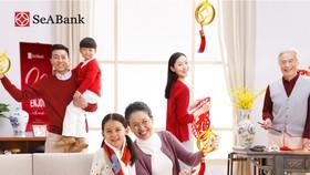 """""""Tết như ý - Xuân phú quý"""" nhận 12.000 quà tặng cùng SeABank"""