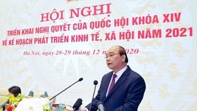 Khai mạc Hội nghị trực tuyến của Chính phủ với địa phương