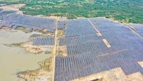 Nhà máy điện mặt trời Thiên Tân 1.2 có công suất 100 MWp đã chính thức hòa lưới điện quốc gia vào ngày 31-12-2020.